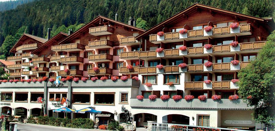 Hotel Silvretta Park, Klosters, Graubünden, Switzerland - hotel exteriors.jpg